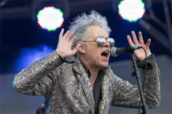 Bob Geldof To Be The First Rock 'n' Roll Astronaut