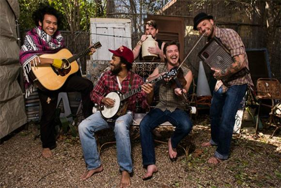 Good Music Wednesday: Whiskey Shivers Give Us Bluegrass Shakes