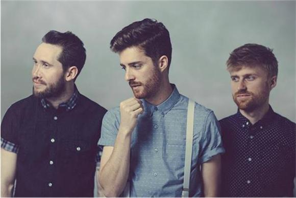 Now Playing: A Bands And Brews Session With Jukebox The Ghost