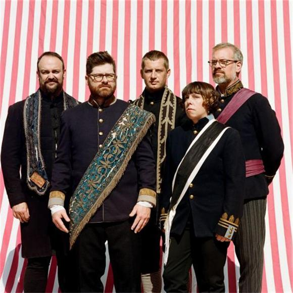 The Decemberists Gift Us With A Second Record In 2015