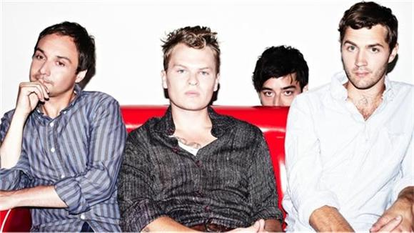 Back And Ready To Rumble: Watch Grizzly Bear Play New Songs on WNYC
