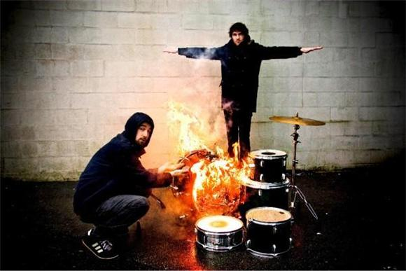 Stream: New Japandroids