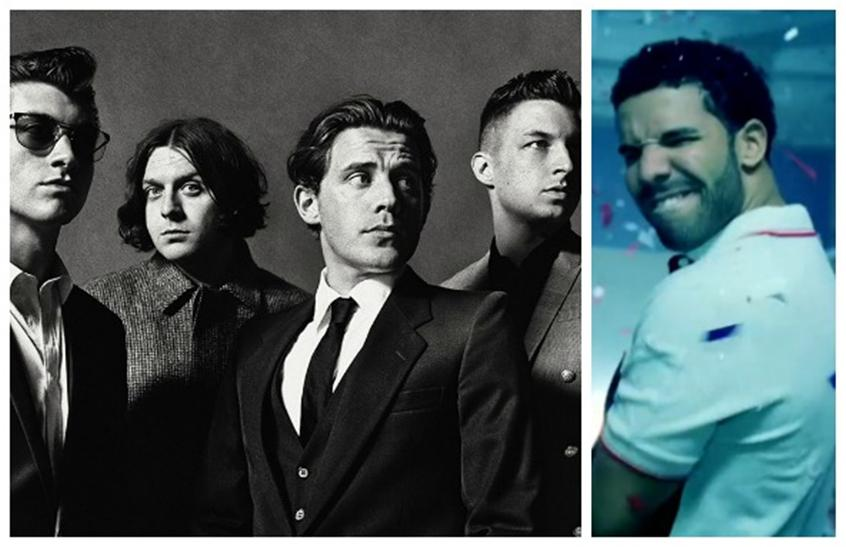 Arctic Monkeys Express Classic Sound In Drake Cover