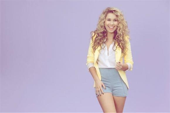Falling Into Fashion With Haley Reinhart
