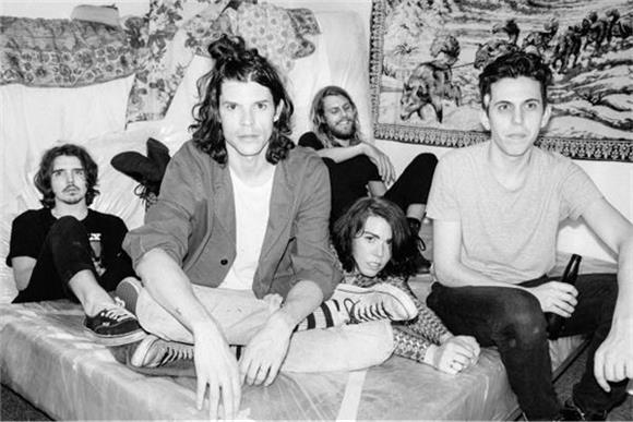 Grouplove at Baby's All Right: Out To Prove New Album 'Big Mess' Is Anything But A Mess