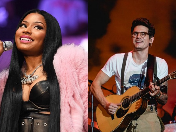 WTF WEEKLY: John Mayer and Nicki Minaj Spotted Flirting + MORE