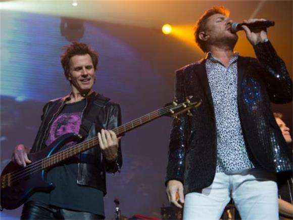 The Front Row: Duran Duran At Terminal 5