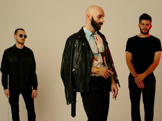 X Ambassadors' Sam Harris Goes Live For 'Ahead of Myself'