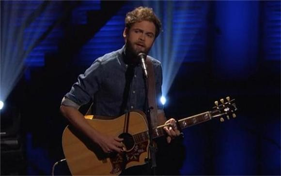 Passenger Is a Hipster Hunksicle on Conan
