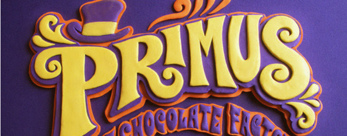 Primus drops whimsical interpretation of Willy Wonka