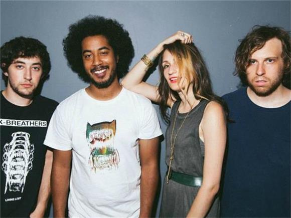 Speedy Ortiz Take Us To Camp