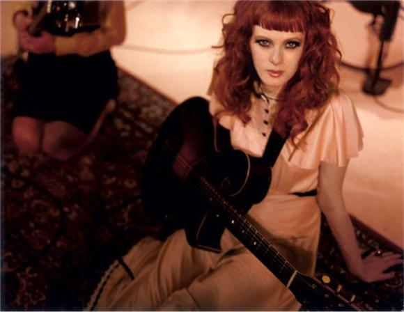 new music video: karen elson