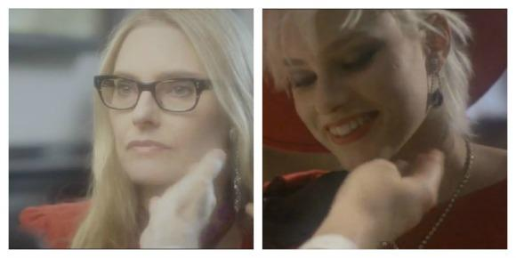 Aimee Mann Remakes Her 27 Year-Old Video, Starring Jon Hamm