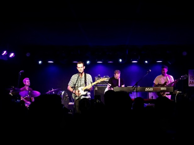 Jordan Rakei Played Music for the Soul Last Night at Mercury Lounge
