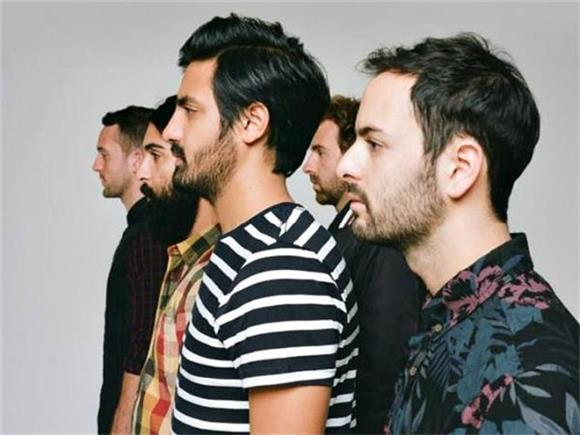 SONG OF THE DAY: 'Nothing's Over' by Young The Giant