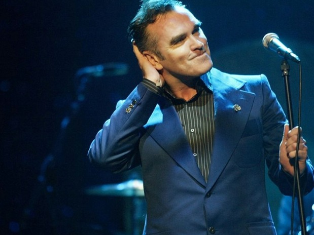 Morrissey reveals new single 'Spent The Day in Bed'