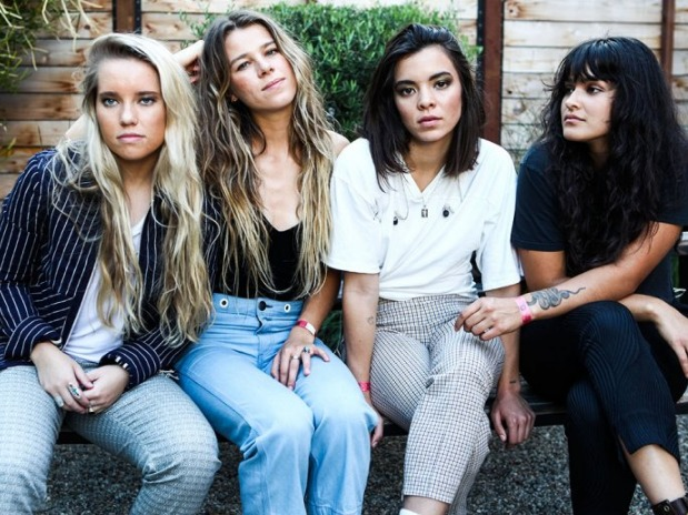 COMING SOON: A Baeble NEXT Session with The Aces