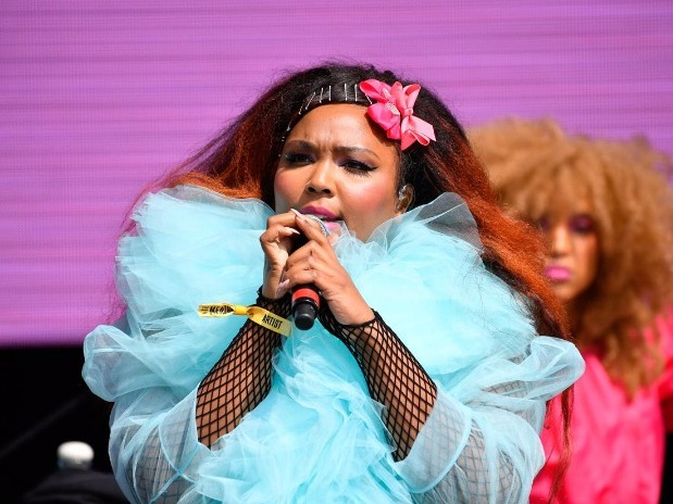 Lizzo Talks Staying Hydrated and Inspiring Millions of Women