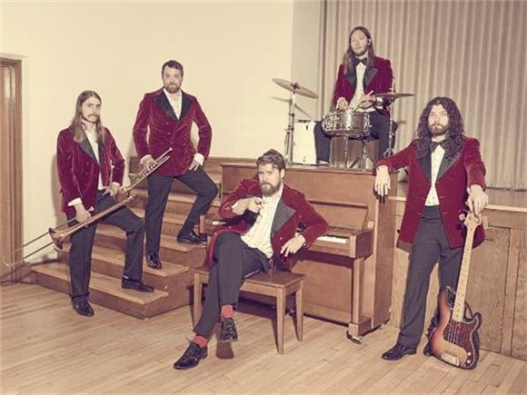 The Sheepdogs Blow Up An Office With Fun New Video