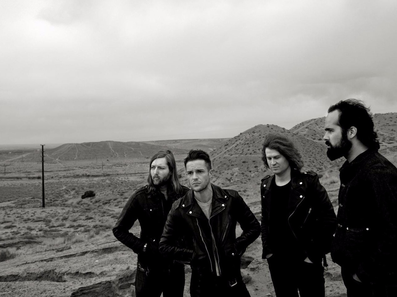 The Killers Explore Masculinity, Relevancy, and Faith in 'Wonderful Wonderful'