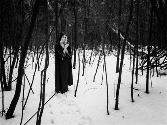 Ex Cops' Amelie Bruun Goes Metal As Myrkur