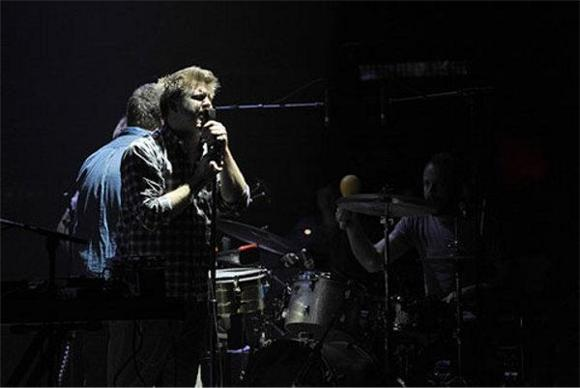 out and about: lcd soundsystem