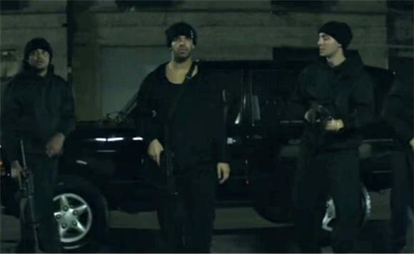 Drake's 'Hold On We're Going Home' Video Is An Action Movie Nightmare