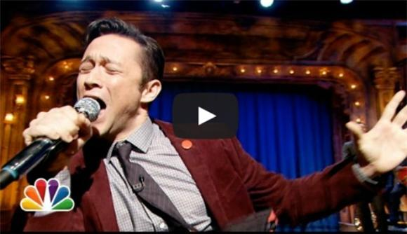Joseph Gordon Levitt, Stephen Merchant, and Jimmy Fallon's Lip-Sync-Off Got Intense