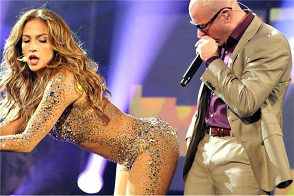 Big Butts Make The Music World Go 'Round