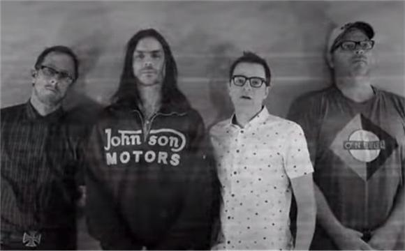 Weezer Releases New Track 'Lonely Girl' In Full