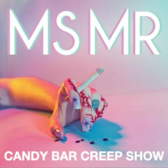 MS MR Candy Bar Creep Show EP