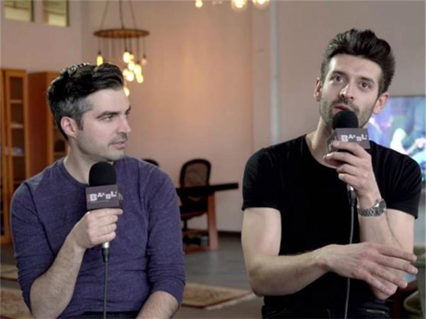 Talking Line Up Shifts And A Brand New Album With The Boxer Rebellion.