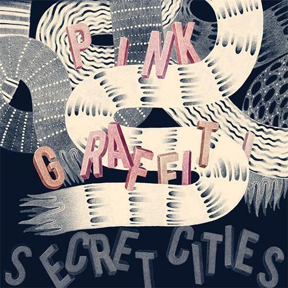 secret cities pink graffiti