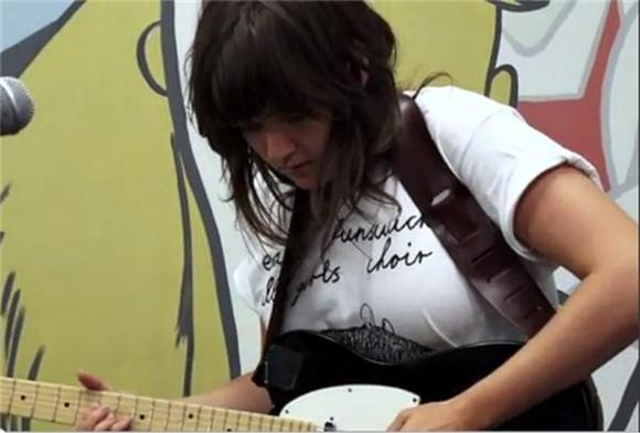 Courtney Barnett Covers the Breeders