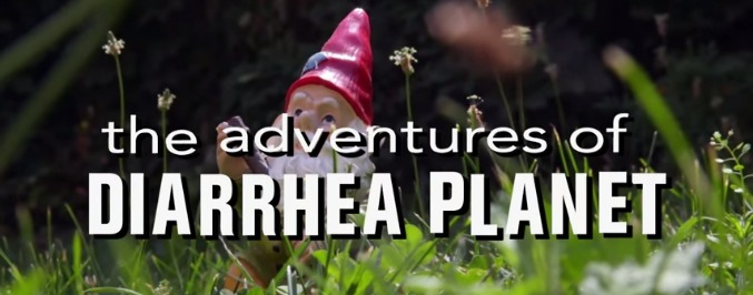 Diarrhea Planet Pay Tribute To The 90s' Weirdest Petes
