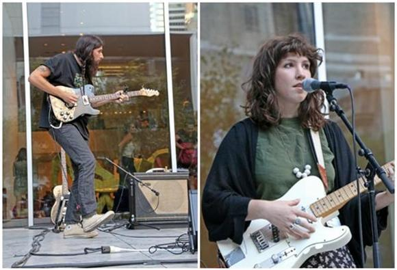 Out and About: Widowspeak at MoMA Nights
