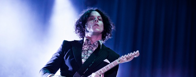 Jack White Invades a French Castle in Gorgeous Session
