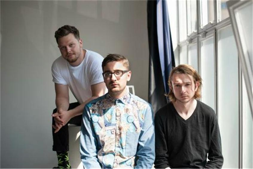 alt J Wows On The Big Screen