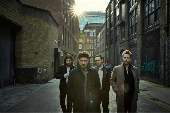 On Running and Mumford and Sons Wilder Arena Ready Record