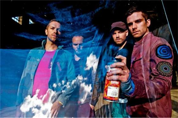 Coldplay Release Galactic Alternate Video for 'A Sky Full of Stars'