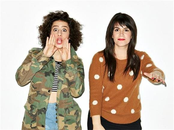 The 'Broad City Original Soundtrack' is Curated to Take You Into Abbi and Ilana's World