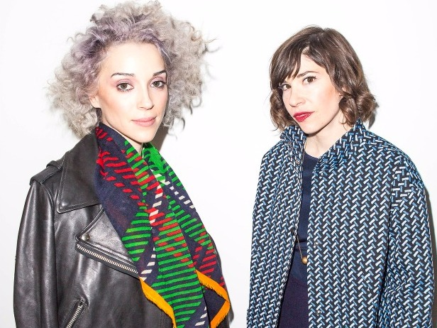St. Vincent Teams Up With Carrie Brownstein to Create Hilarious Series of Videos