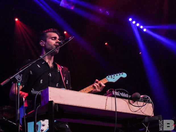 Geographer and Betty Who Wow Crowds at Final Brooklyn Steel Show