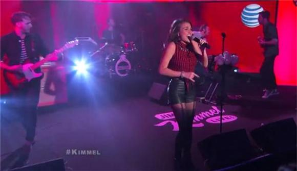 MisterWives Are Late Night Angels on Kimmel