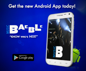 Baeble Android Ad