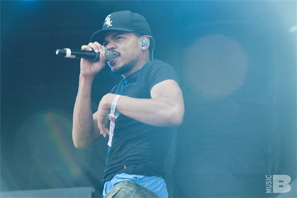 Chance The Rapper Austin City Limits