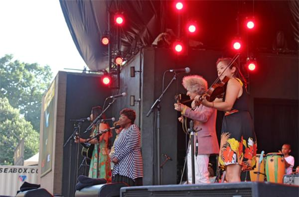 dan zanes and friends lead belly project
