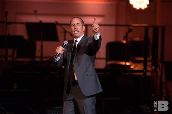 david lynch foundation carnegie hall jerry seinfeld