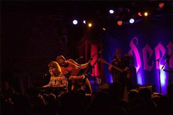 deer tick brooklyn bowl new york