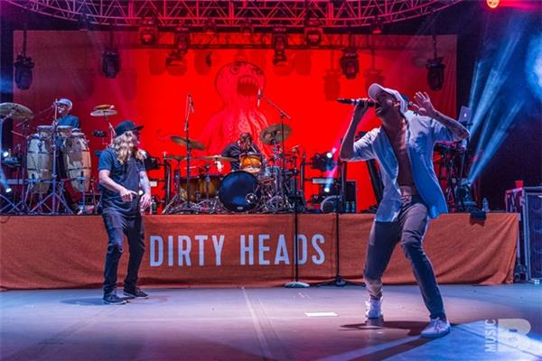 dirty heads pnc arts center